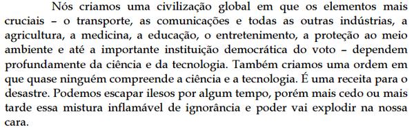 O Mundo Assombrado Pelo Demônios, p. 41
