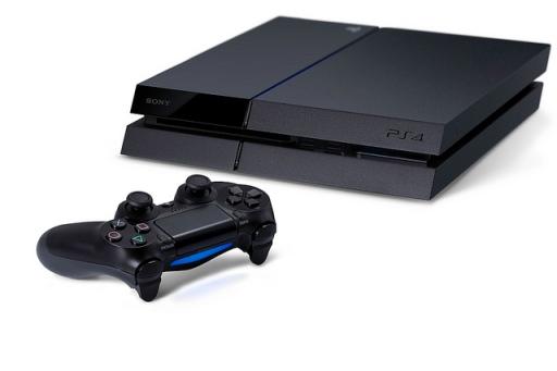 Playstation 4 (Fonte: http://blog.br.playstation.com/)
